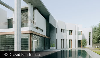 David Ben Trinidad GH house 3D contest