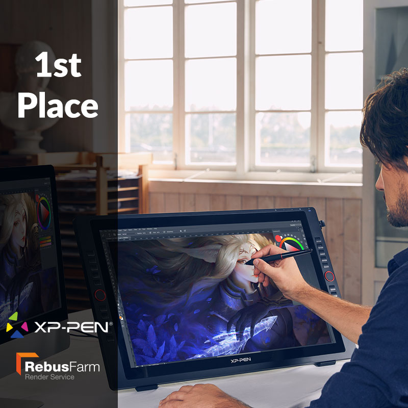 XP-Pen Artist 24 Pro Drawing Tablet